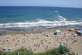 Maspalomas- Испанско крайбрежие