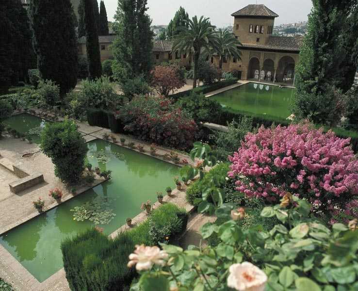 Градините Алхамбра