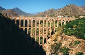 Акведукт в Нерха