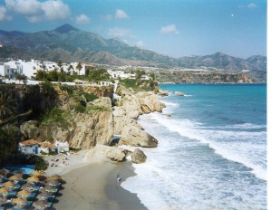 Плажовете на Нерха