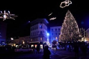 Коледна магия в Европа