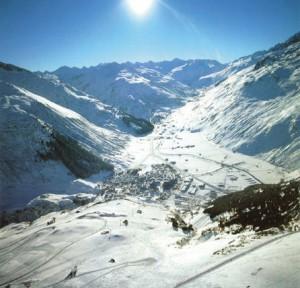 Ски курорт Андермат