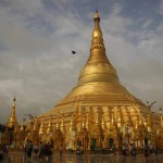 Мианмар - Златни Пагоди