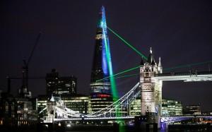 Небостъргача в Лондон