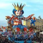 Карнавала в Тоскана, Италия